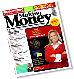 Making money cover
