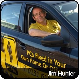 Jim Hunter in Edinburgh West