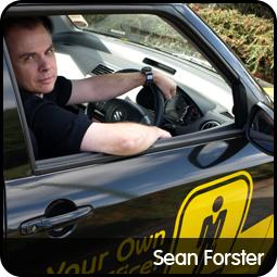 Sean Forster in Watford