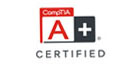 Comptia A+ accredited engineers