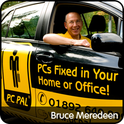 Bruce Meredeen in Tunbridge Wells