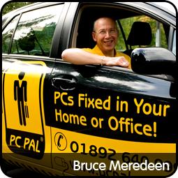 Bruce Meredeen in Tunbridge Wells