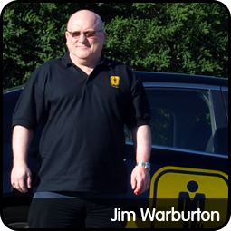 Jim Warburton, PC PAL Engineer