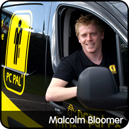 Malcolm Bloomer in Belfast South
