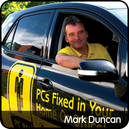 Mark Duncan in Eastbourne