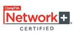 Comptia Network+ accredited engineers