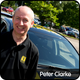 Peter Clarke in Andover