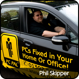 Phil Skipper in Exeter