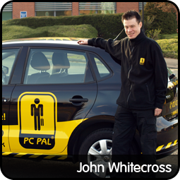 John Whitecross in Glasgow West