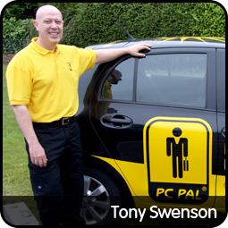 Antony Swenson in Bristol East