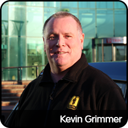 Kevin Grimmer in Manchester East