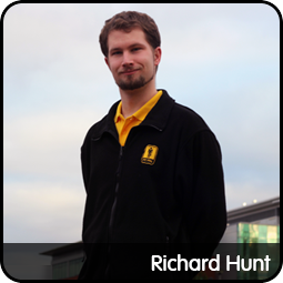 Richard Hunt in Basingstoke