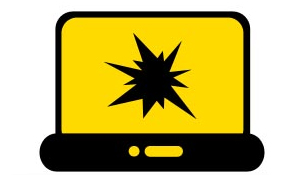 Broken-laptop-screens