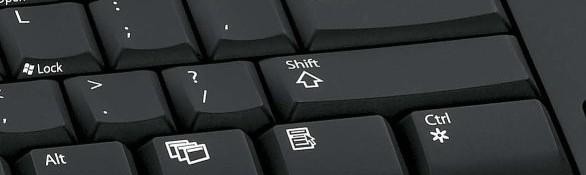 The Keyboard And Keyboard Shortcuts…