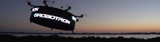 Drone Will Double As Flying Billboard