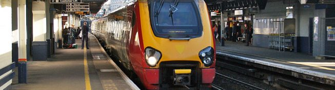 Train Trial Could Help Commuters