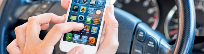 Motorists Facing A New Deterrent In Mobile Phone Trial